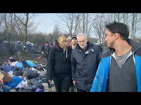 Έκκληση Κόρμπιν από το Καλαί για βοήθεια στους πρόσφυγες