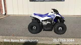 7. 2018 Yamaha  YFZ50