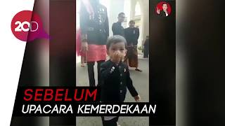 Video Tingkah Laku Menggemaskan Cucu Jokowi di Istana MP3, 3GP, MP4, WEBM, AVI, FLV September 2018