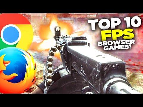 Top 10 Browser FPS Games in 2017 (NO DOWNLOAD)