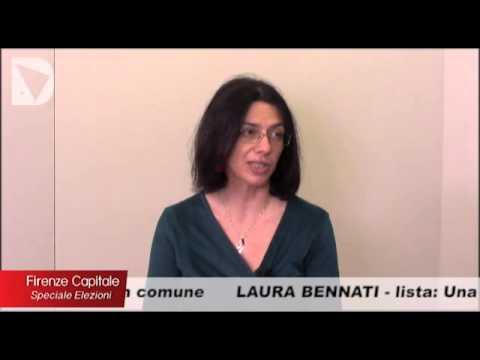 La candidata a sindaco di Firenze per la lista Una città in Comune ospite di Firenze Capitale, condotta la Elisabetta Matini.