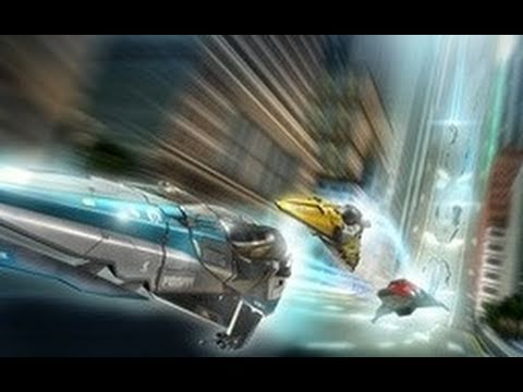 preview-WipEout 2048 NGP: Wipeout Your Enemies Trailer (IGN)