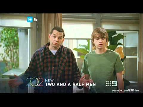 Two and a Half Men 9.08 Clip