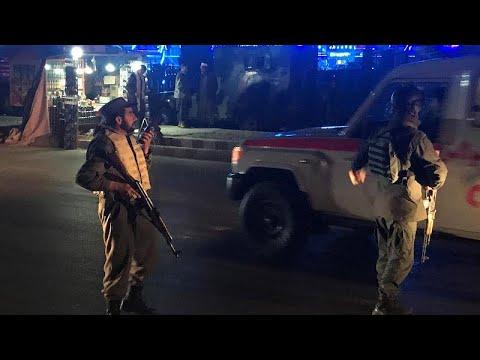 Φονική επίθεση αυτοκτονίας στην Καμπούλ