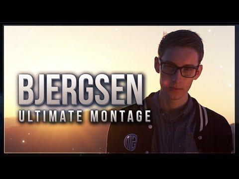 Liên Minh Huyền Thoại: Siêu phẩm về Bjergsen