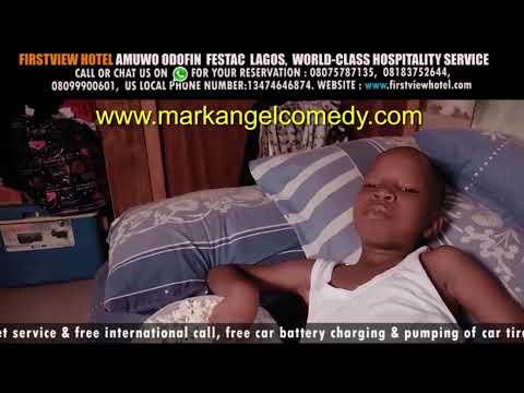 MARK ANGEL  COMEDY  I WILL BEAT YOU
