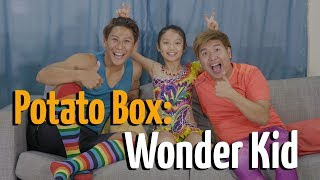 Video Potato Box: Wonder Kid MP3, 3GP, MP4, WEBM, AVI, FLV Juli 2018