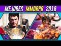Top Mejores Juegos Mmorpg 2018