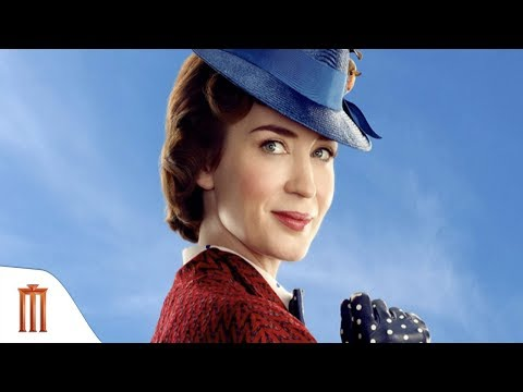 Mary Poppins Returns - Official Teaser Trailer