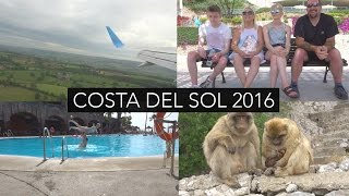 Costa del Sol Spain  city photo : COSTA DEL SOL, SPAIN 2016 - Holiday Village Polynesia Hotel