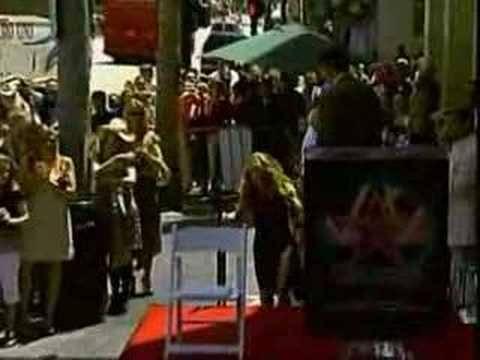 Holly Hunter Gets a Star on Walk of Fame