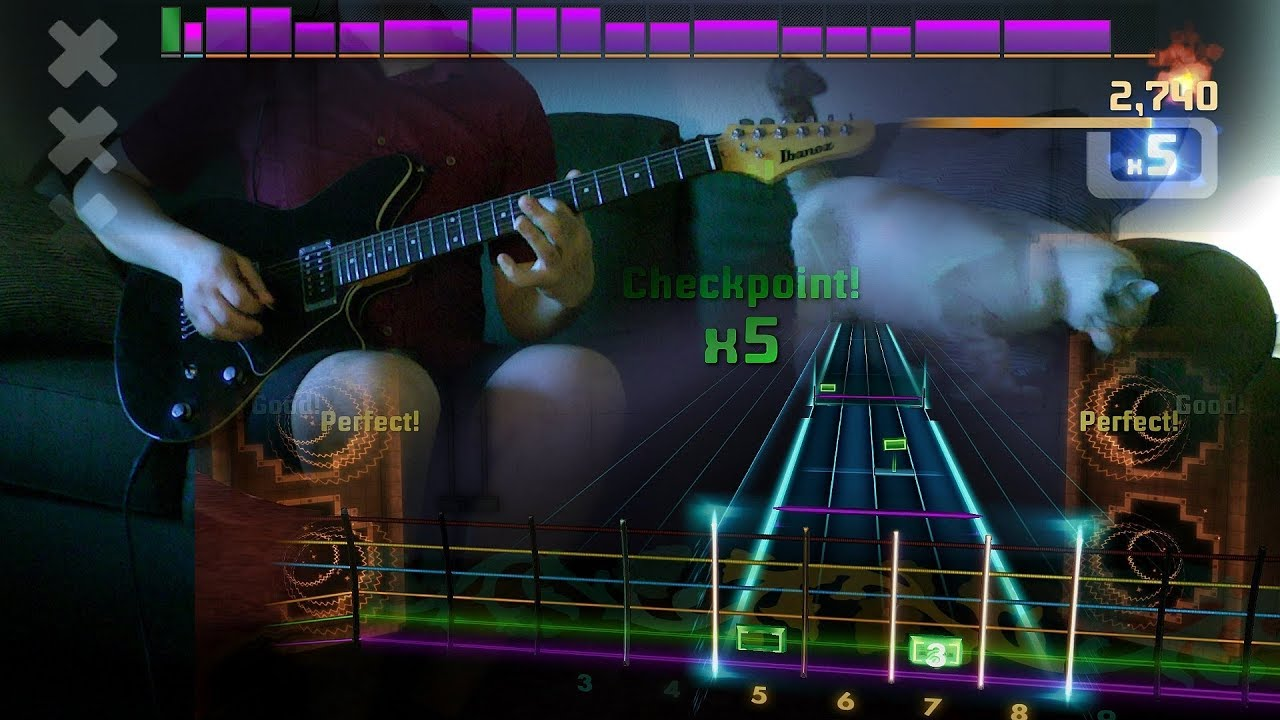 "Rocksmith Remastered – DLC – Guitar – 3 Doors Down ""Let Me Go"""