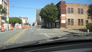 Pine Bluff (AR) United States  City new picture : Ride down Main Street 10-22-14 in Pine Bluff Arkansas