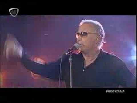 "Franco Califano dal vivo "" La nevicata del 56 """
