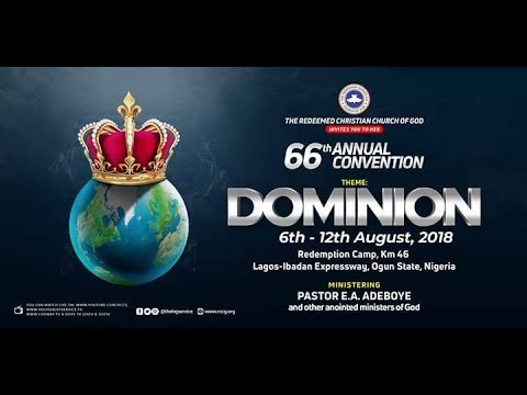 DAY 3 RCCG HOLY GHOST CONVENTION 2018 - SPECIAL SEMINARS