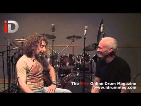 Simon Phillips On The Early Years of Session Drumming - iDrum Magazine