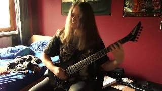 Megadeth - Rust in Peace...Polaris Guitar Cover (+all solos)