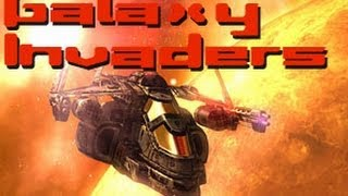 Galaxy Invaders videosu