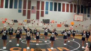 Hartland (MI) United States  city pictures gallery : Hartland MIchigan Middle school Cheer!!!!!