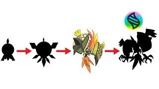 Future Pokemon Evolution - The Evolution of TAPU KOKO And Mega Form.