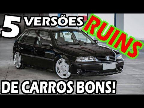 5 VERSÕES RUINS DE CARROS MUITO BONS!