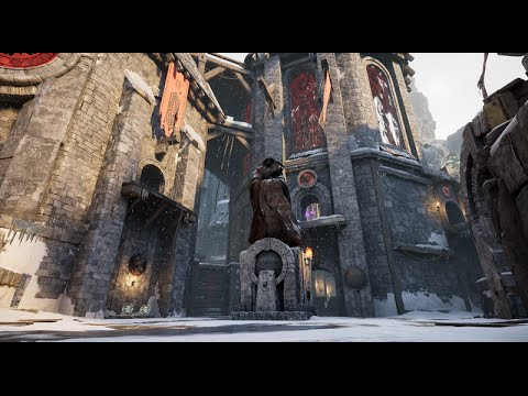 Unreal Tournament : map DM-Chill en vidéo