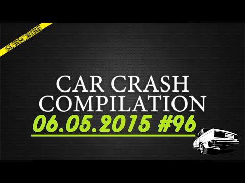 Car crash compilation #96 | Подборка аварий 06.05.2015