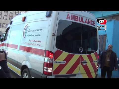 لليوم الثاني.. استمرار تسليم رفات ضحايا طائرة باريس المنكوبة