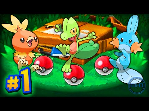 Pokemon Omega Ruby and Alpha Sapphire – Part #1 w/ Ali-A LIVE!