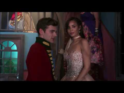 A Cinderella Story: If the Shoe Fits - Reed says he loves Tessa, Tessa turns to be Bella [HD]