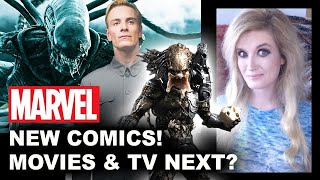 Marvel Comics Alien & Predator - Disney Movies & TV Next? by Beyond The Trailer