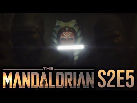 "The Mandalorian SEASON 2 EPISODE 5 Reaction!! ""Chapter 13: THE JEDI"""
