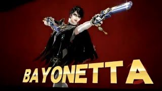 Hey guys, Bayonetta is a pretty good character…