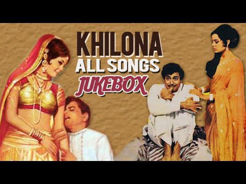 Video Khilona [1970] Movie (Full Album) - All Songs Jukebox - Sanjeev Kumar, Mumtaz, Jeetendra download in MP3, 3GP, MP4, WEBM, AVI, FLV January 2017