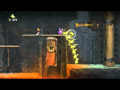 Quick Look: Rayman Legends Demo on Wii U – With Gameplay Video