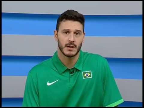 Téc. da Seleção Brasileira de Basquete Masculino