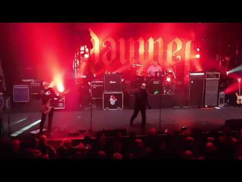 The Damned - New Rose, Live.