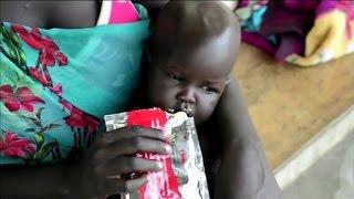 4.9 million hit by famine in South Sudan