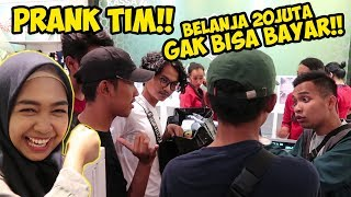 Download Video AKHIRNYA NGEPRANK TIM RICIS. KABUR SAAT BAYAR! AUTO PANIK😅 part 2 MP3 3GP MP4