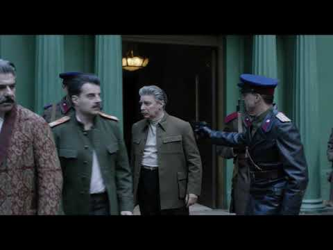 The Death Of Stalin (2017) - Zachistka Of Stalin's Mansion