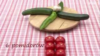 Przepis na gulasz warzywny z cukinią