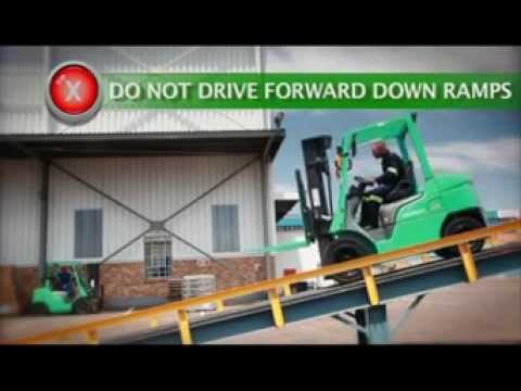 Forklift Health and Safety Video