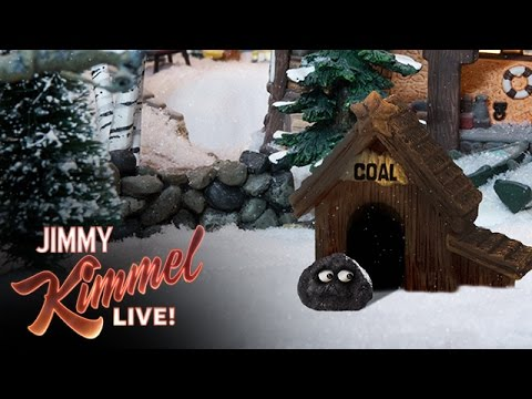 """Joel, the Lump of Coal"" by The Killers & Jimmy Kimmel"
