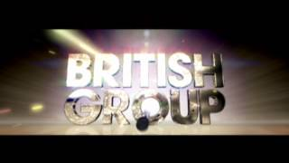 Kasabian win British Group presented by Idris Elba | BRIT Awards 2010
