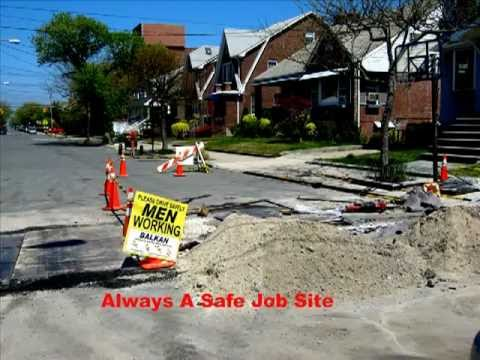 Stop A Water Main Line From Freezing