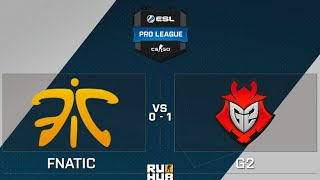 fnatic vs G2, game 1
