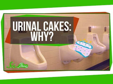 Urinal Cakes Why