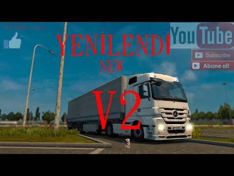 Mercedes Actros Sound v2.0