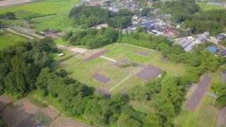 空中散歩-多賀城跡