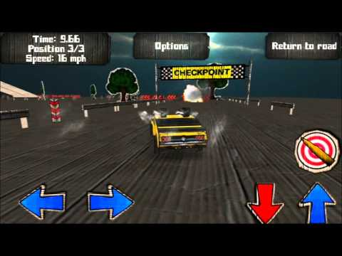 Video of Cars And Guns 3D FREE